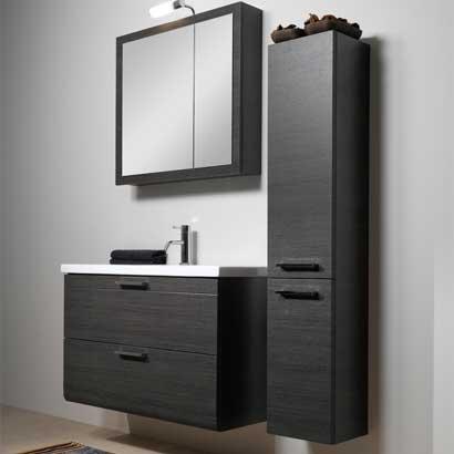 Modern bathroom and cabinet design